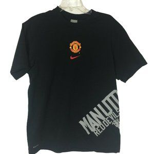Nike Men's Manchester United Short Sleeve T-Shirt